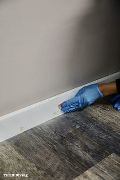 How to Install Baseboard Yourself: A Step-by-Step Guide Base Shoe Molding, Moulding, Cleaning Car Windows, How To Install Baseboards, Wood Baseboard, Interior Door Trim, Finish Carpentry, House Trim, Door Casing