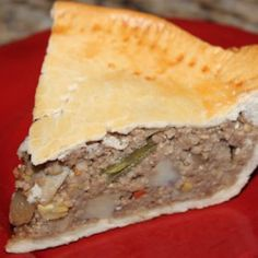 Millet and oats are tossed with tamari, potatoes, and carrot and sandwiched between two pie crusts for a savory and flavorful millet pie. Pie Crust Pastry, Pie Crusts, Christmas Meat, Pie Pan, Pie Recipes, Chutney, Allrecipes, Carrots