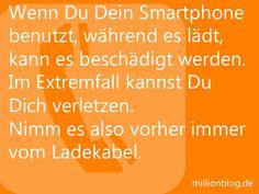 Smartphone sicher nutzen