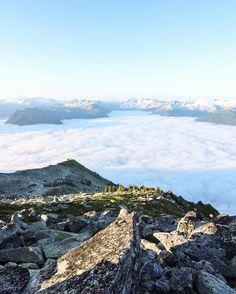 Hidden Lake Lookout, North Cascades, Washington ♡ ~ adams_adventure_