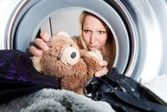 Find Young Woman Picking Teddy Bear Washing stock images in HD and millions of other royalty-free stock photos, illustrations and vectors in the Shutterstock collection. Bizarre Photos, Top 10 Home Remedies, Machine Photo, Washing Machine, Teddy Bear, Stuffed Toys, Animals, Cleaning, Spandex