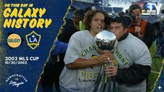 Watch highlights of the LA Galaxy's 1-0 win over the New England Revolution in the 2002 MLS Cup.