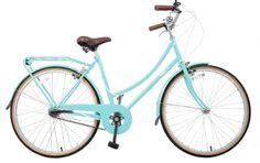 Que linda bike! Mais retrô impossível.