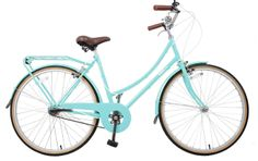 """Bobbin Bicycles were founded by husband and wife team Tom Morris and Sian Emmison. Bobbin Bicycles reinvented the romance of traditional English upright cycling, fusing it with modern, urban life. """"Bobbin is a bicycle to fall in love with, name it, to hang out with like a best friend."""" – Tom Morris"""