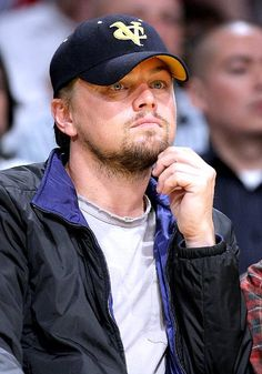 Aww Leo, with a VCU hat on, he would fit in well here in Richmond, VA