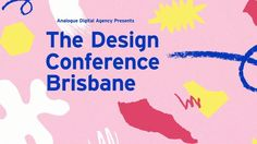 The Design Conference Brisbane 2016 was a two day event featuring 14 speakers from Australia, The United States, Italy, New Zealand and The United Kingdom. Presenting partner Analogue Digital Agency produced the titles, rolling out an fun and exciting outcome which for the first time was produced in line with all other printed and digital collateral.  Credits Creative Director: Matthew Haynes Producers: Ricky Marks & Jasper St Aubyn West Editors: Ricky Marks & Jasper St Aubyn West Desi...