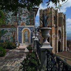 48 horas en Lisboa  Un balcón donde asomarse a la Sé Cathedral  Por Nicolas Lemonier | via Condé Nast Traveler España