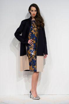 Kaelen at New York Fashion Week Fall 2015