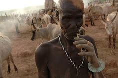 Africa | Dinka, South Sudan