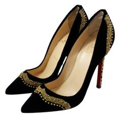 Christian Louboutin Bengali Black Pumps. Get the must-have pumps of this season! These Christian Louboutin Bengali Black Pumps are a top 10 member favorite on Tradesy. Save on yours before they're sold out!
