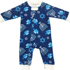 MJC International Family Matching Hanukkah Fleece Pajama Sets - Sizes for All Ages! Halloween Costume Shop, Halloween Kids, Toddler Costumes, Adult Costumes, One Piece Pajamas, Fleece Pajamas, Kids Party Supplies, Boy Outfits, Fall Outfits