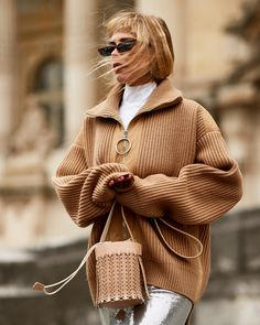 """7,999 Likes, 45 Comments - Who What Wear (@whowhatwear) on Instagram: """"Paris never disappoints. For more of our favorite street style from #PFW, head to the link in our…"""""""