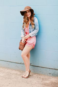 Tie Dye Romper - With Love, Meg Tie Dye, Rompers, My Style, Tops, Romper Suit, Tye Dye, Romper, Romper Outfit, Overalls