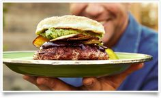 Turkey Burger - you can keep the bun