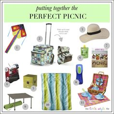 Time for a picnic! #kids #picnic #summer
