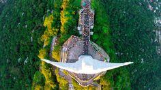 14 Das mais Impressionantes fotos de Drones registradas em 2016. São de tirar o fôlego! – Criatives | Criatividade com um mix de entretenimento.
