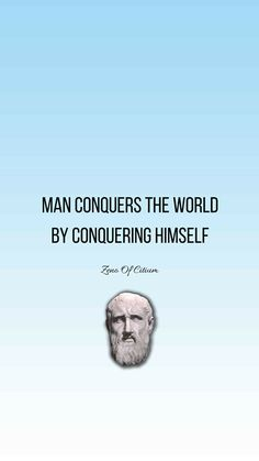 Zeno of Citium. Lao Tzu Quotes, Wisdom Quotes, Quotes To Live By, Me Quotes, Motivational Quotes, Inspirational Quotes, Stoicism Quotes, Philosophical Quotes, Philosophy Quotes