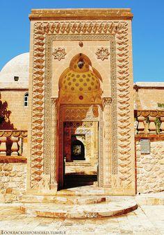 Mardin Great Mosque, Turkey