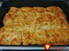Szereted a bundáskenyeret? Nos, ez egy olyan recept, ami azonnal a kedvenceddé … Breakfast Bake, Breakfast Recipes, Czech Recipes, Ethnic Recipes, Cooking Tips, Cooking Recipes, Salty Foods, Tasty, Yummy Food