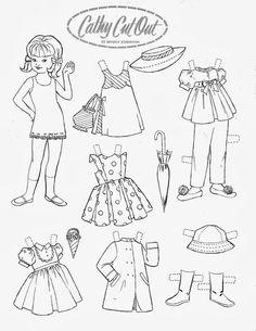 Children's Friend - Carol Cut-Out 1968 - Lorie Harding - Picasa Web Albums
