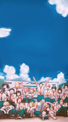 Boku Academia, Boku No Hero Academia Funny, My Hero Academia Episodes, Hero Academia Characters, My Hero Academia Manga, Anime Wallpaper Phone, Cool Anime Wallpapers, Hero Wallpaper, Animes Wallpapers
