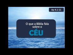 O Que a Bíblia Fala Sobre o Céu