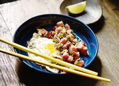 Rezept: Chinesisches Frühstücksei - Das Kochquartett