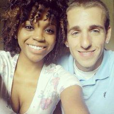 Black Girl White Boy Love ][ <3<3
