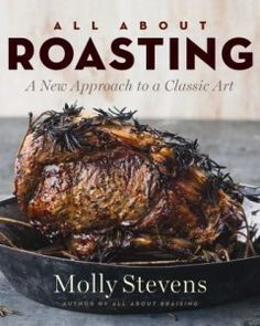 Molly Stevens's Roasted Parsnips with Bacon and Rosemary