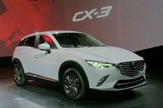 2016 Mazda CX-3 A Smart Car With Fast Engine