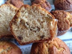 Almás-meggyes pite   mókuslekvár.hu Muffin, Banana Bread, Baking, Breakfast, Food, Morning Coffee, Bakken, Essen, Muffins