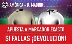 el forero jrvm y todos los bonos de deportes: sportium mundial clubs América vs Real Madrid 15 d...