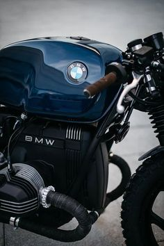 ROA MOTORCYCLES Cafe Racer | BMW R80