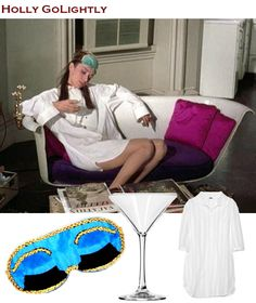 Holly Golightly {Costume idea}