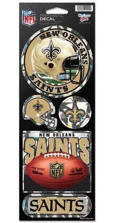0de0887a3 New Orleans Saints Stickers Prismatic #NewOrleansSaints Vintage Posters, New  Orleans Saints, Stickers,