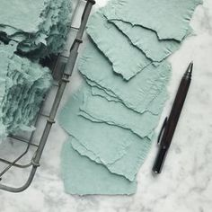 Shop our current selection of handmade papers, or find inspiration for a custom paper order. Made by hand, for you. Paper Paper, Handmade Shop, Studios, Artisan, Writing, Places, Shopping, Craftsman, Studio