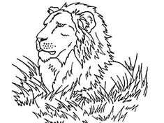 Fine Bible Coloring Pages Lion And Lamb that you must know, You?re in good company if you?re looking for Bible Coloring Pages Lion And Lamb Lion Coloring Pages, Printable Coloring Pages, Coloring Pages For Kids, Coloring Sheets, Lions For Kids, Lion And Lamb, Animal Templates, Online Coloring, Make Color