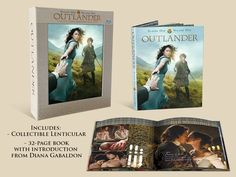 Outlander: EXCLUSIVE – Video Details You'll Want to Know - all that you need to know about the DVD release of Outlander - Three if by Space
