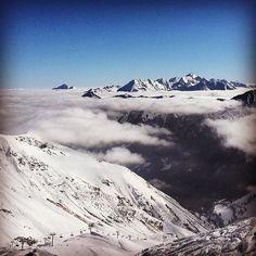 #cauterets#ski#n'py#famille#audessusdesnuages by thomasperier