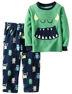 Carters Boys 2 Pc Fleece 347g170 Green 3T * Check out this great product.Note:It is affiliate link to Amazon.