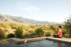 Wellness Travel Destination - Miraval Resort - Tucson, Arizona #fitgirltravels #wellness #meditation  www.fitgirltravels.com
