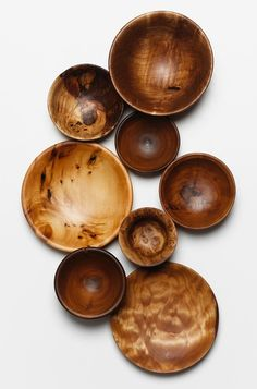 Bowls //just-good-design.com · Wooden PlatesWooden ... & Found a few pics from the last craft fair. Always amazes me the ...