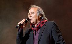 Hoy celebra sus 73 años el cantautor español Joan Manuel Serrat