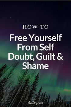 If you are dealing with feelings of shame, self doubt, or guilt you are not alone! Learn how to free yourself from those feelings and move forward in your life. #selflove #selfcare #selfdoubt #personalgrowth #shame #brenebrown #guilt #selfworth #followyourdreams #intentionalliving #liveyourbestlife #goalswithsoul #risingstrong #daringgreatly #bravingthewilderness Mindfulness For Beginners, Meditation For Beginners, Mixed Feelings, Feelings And Emotions, Mindfulness Activities, Mindfulness Meditation, Rising Strong, Daring Greatly, How To Express Feelings