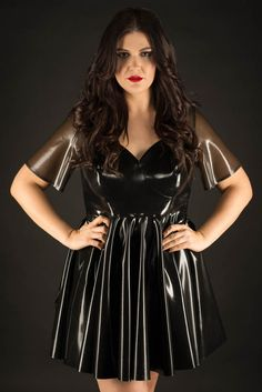 29 Best Plus Size Latex - KC Curves images in 2017 | Size 14, Curvy ...