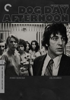"""midmarauder: Criterion Cover for Sidney Lumet's """"Dog Day Afternoon"""""""