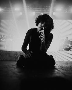 Oli Sykes. BMTH live in Chicago.