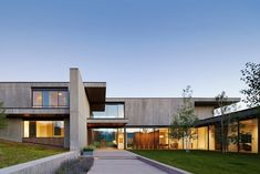 Mountain Modern House in Colorado / Robbins Architecture