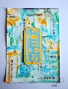 Scrapbooking a jiné tvoření: Art Journal - Journalling, Scrapbooking, It Cast, Cards, Maps, Scrapbooks, Playing Cards, Memory Books, Scrapbook