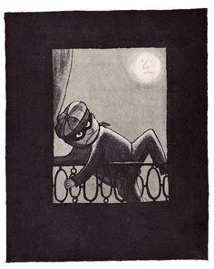 mudwerks:(via martin klasch: Burglar) Crictor - illustrated by Tomi Ungerer